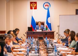 Айсен Николаев назначил нового руководителя Алмазного совета при главе РС(Я)