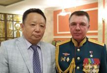 Восточный военный округ отметил своё 100-летие
