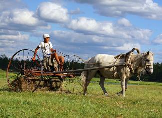 Сельское хозяйство Якутии