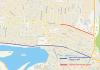 С 19 августа по 30 сентября перекроют улицу Чайковского в Якутске