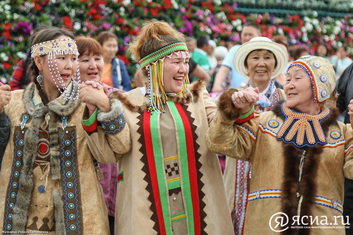В Якутии активно ведут политику по сохранению языков коренных малочисленных народов Севера