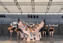Якутяне выступили на международном фестивале музыки и танца в Японии