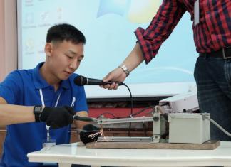 Из микроволновки - в сварочный аппарат. Новые идеи на II этапе конкурса «Я - ИНЖЕНЕР»
