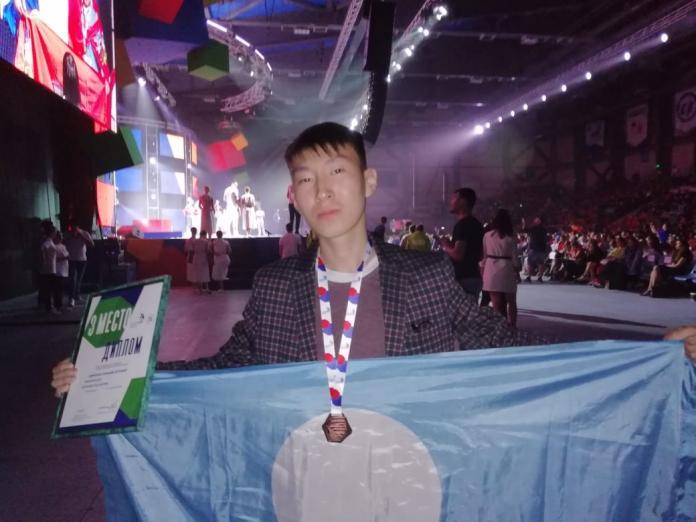 Якутянин занял третье место на WorldSkills Russia по компетенции