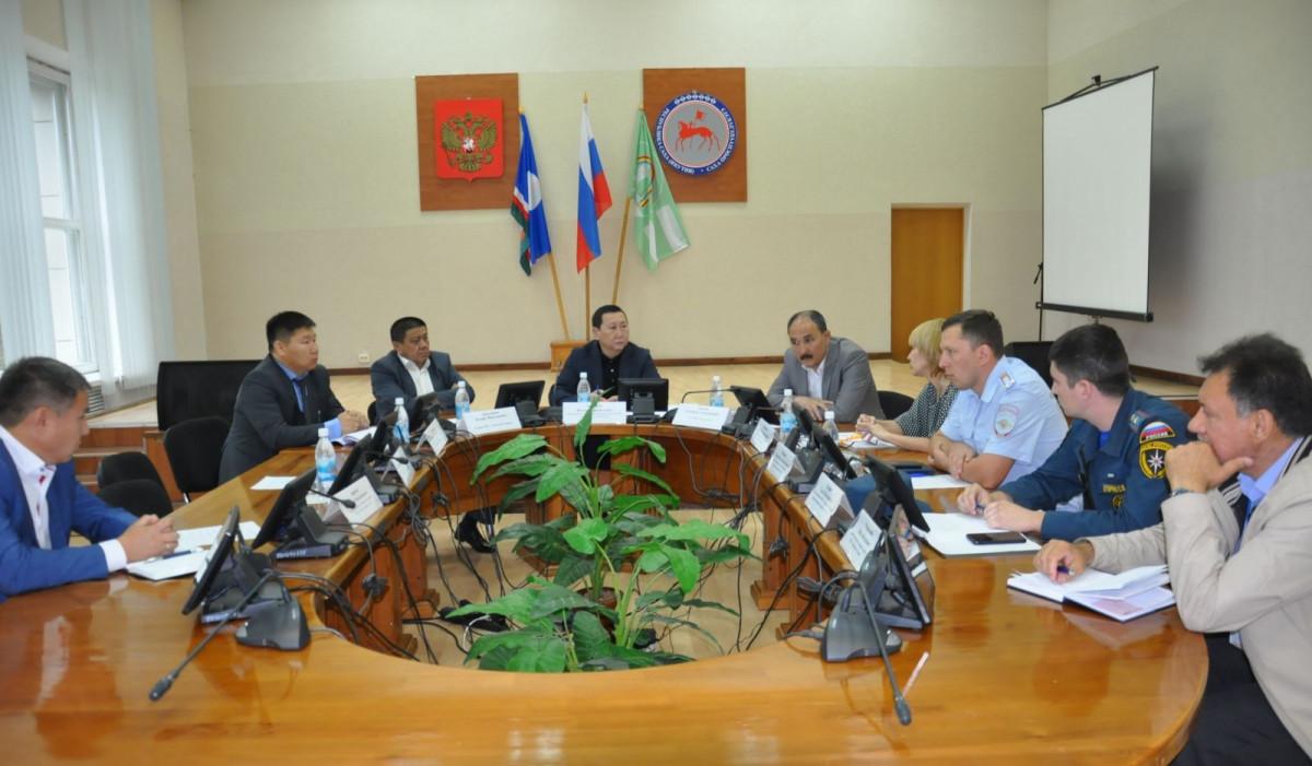Руководитель администрации АГиП проверил ход подготовки к выборам