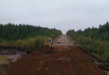 Проезд по автодороге «Анабар» восстановлен