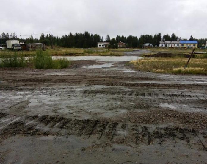 Села в Оймяконском районе полностью освободились от воды