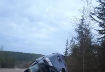 """Подросток пострадал в """"пьяном"""" ДТП в Мирном"""
