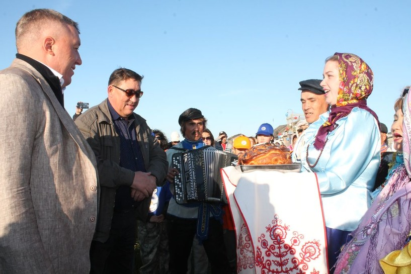 Барча, хохла, казаки: Жители Походска отметили 375-летний юбилей