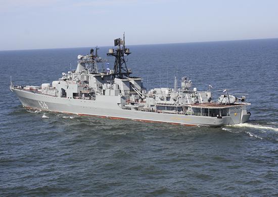 В Тикси пройдут учения Северного флота России