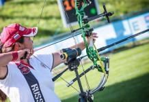 Якутская лучница Степанида Артахинова взяла золото чемпионата Европы
