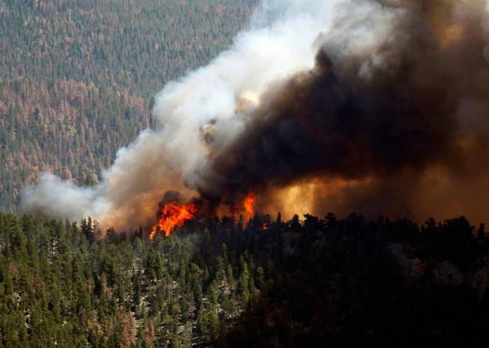 В Якутии действуют 16 лесных пожаров