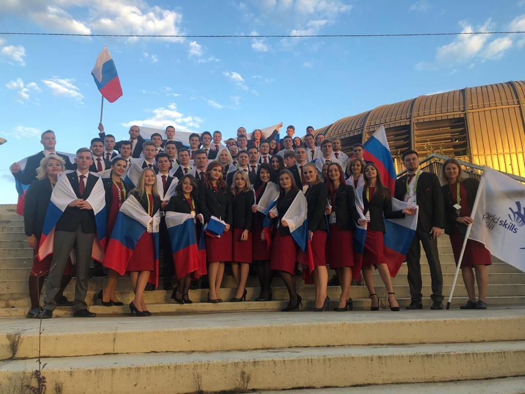 На чемпионате Европы ЕUROSKILLS 2018 победила национальная сборная России