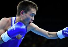 Василий Егоров одержал победу над кубинцем в Волгограде