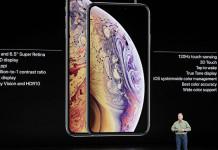 iPhone Xs, iPhone Xs Max и iPhone Xr