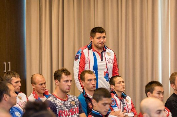 Василий Егоров выйдет на ринг в матчевой встрече Россия – Куба