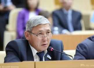 Депутат Ил Тумэн Владимир Прокопьев примет участие в парламентских слушаниях Госдумы