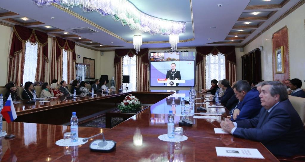 В Москве отметили День государственности Республики Саха (Якутия)
