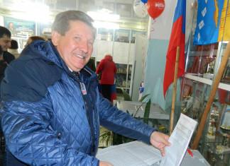 Нерюнгринский район голосует за будущее Якутии