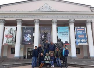 Якутский Театр юного зрителя выиграл грант на всероссийском конкурсе в Красноярске