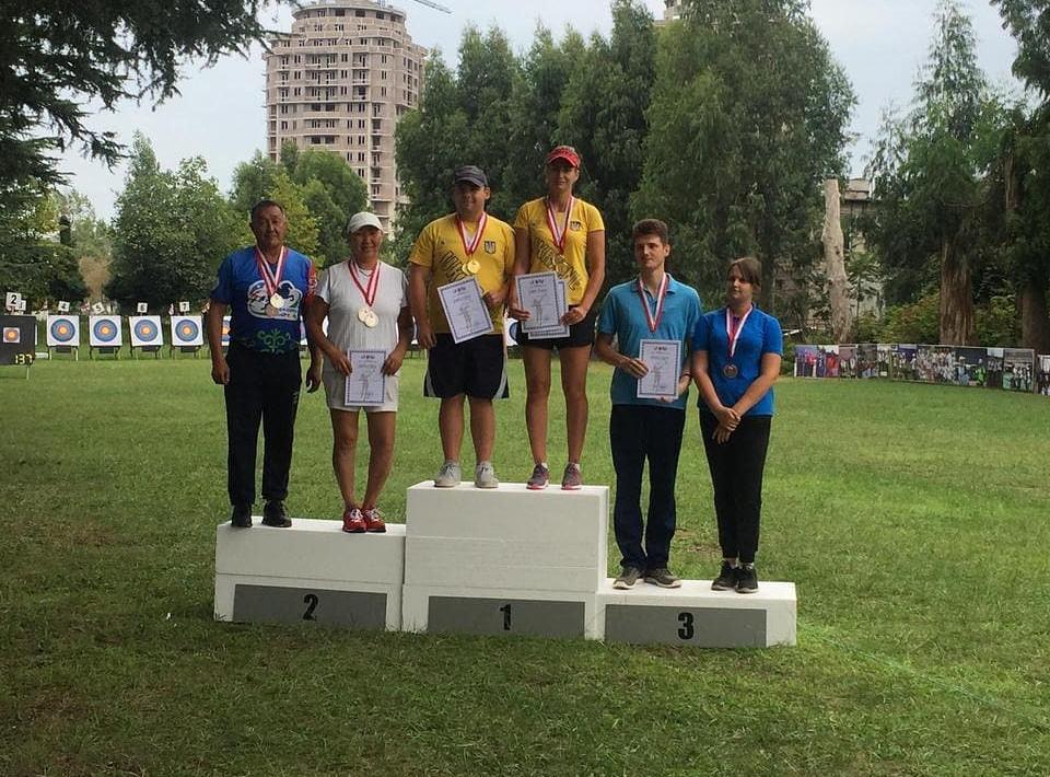 Якутские лучники завоевали «серебро» и «бронзу» на международном турнире в Грузии