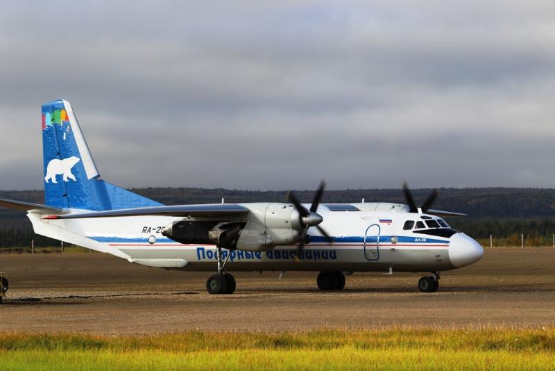 «Полярные авиалинии» перевезли более 90 тысяч пассажиров