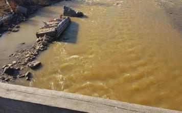 По факту загрязнения реки Элькон возбуждено административное расследование