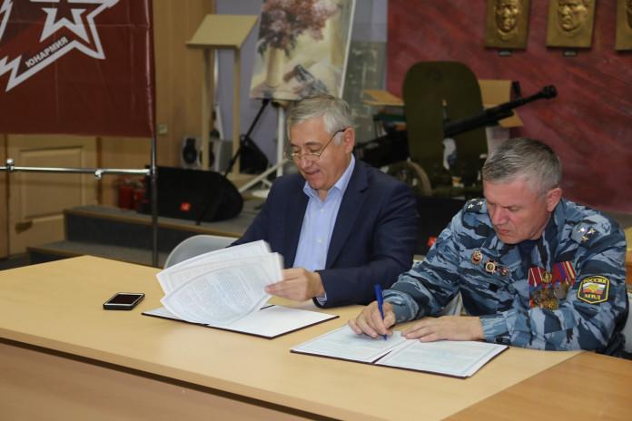Якутскэнерго и ДОСААФ подписали соглашение о сотрудничестве