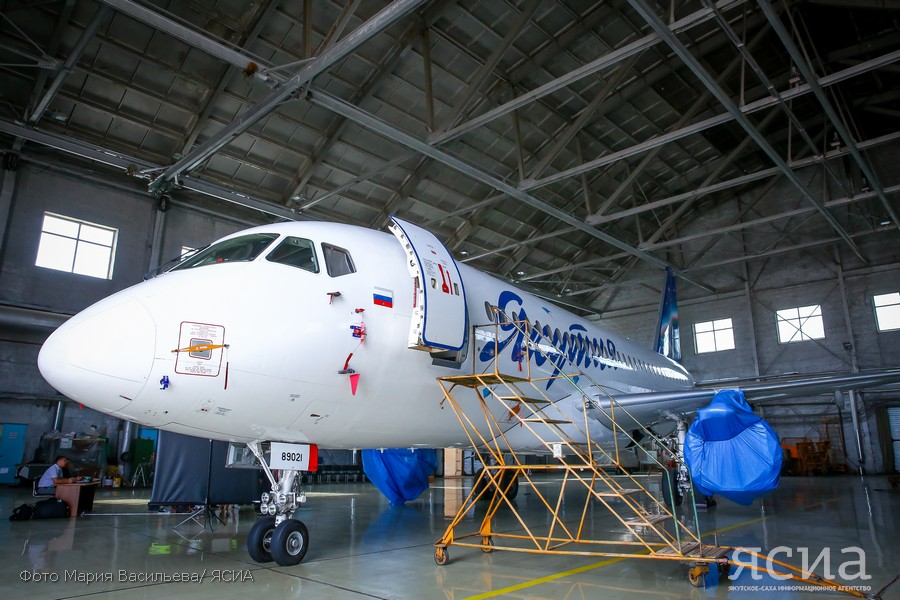 Авиакомпания «Якутия» обновит парк после реконструкции ВПП аэропорта «Якутск»