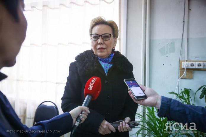 Галина Данчикова назвала выборы важным событием для всех жителей страны