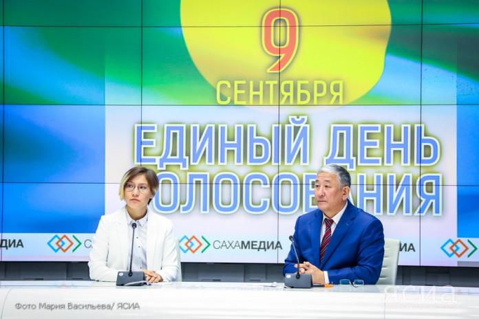 Выборы в Якутии