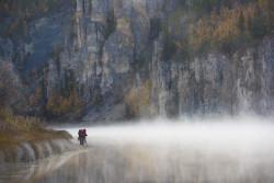 Фотограф Иван Дементиевский снова приехал снимать красоты Якутии