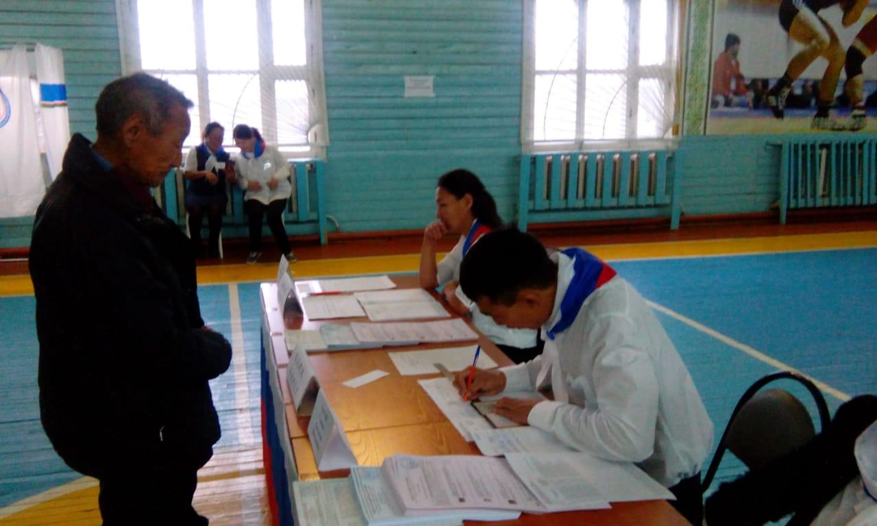 В Верхнеколымском районе начинают подводить итоги выборов