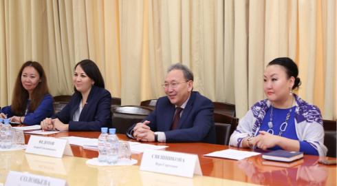 Якутия и Крым обсудили возможные формы сотрудничества