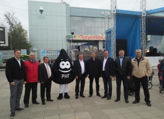 В Мирнинском районе впервые отметили День работников нефтяной и газовой промышленности