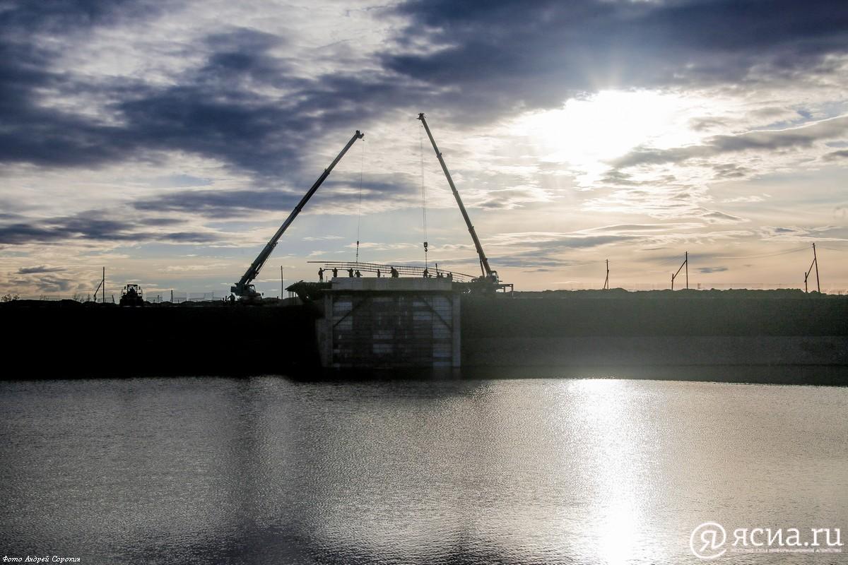 Водозабор в Якутске досрочно введут 4 сентября