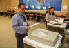 В Якутске протестировали комплексы обработки избирательных бюллетеней
