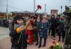 Горожане возложили цветы памятнику основателя Якутска Петра Бекетова