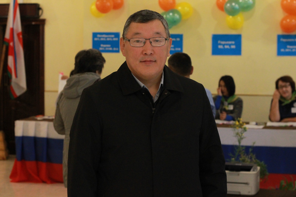 Николай Дегтярёв призвал якутян не оставаться в стороне и делать свой выбор