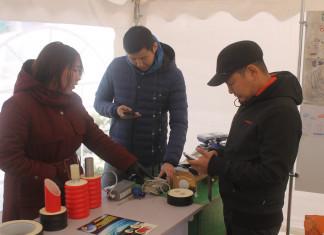 Горожан научили энергосбережению на фестивале «Вместе Ярче»