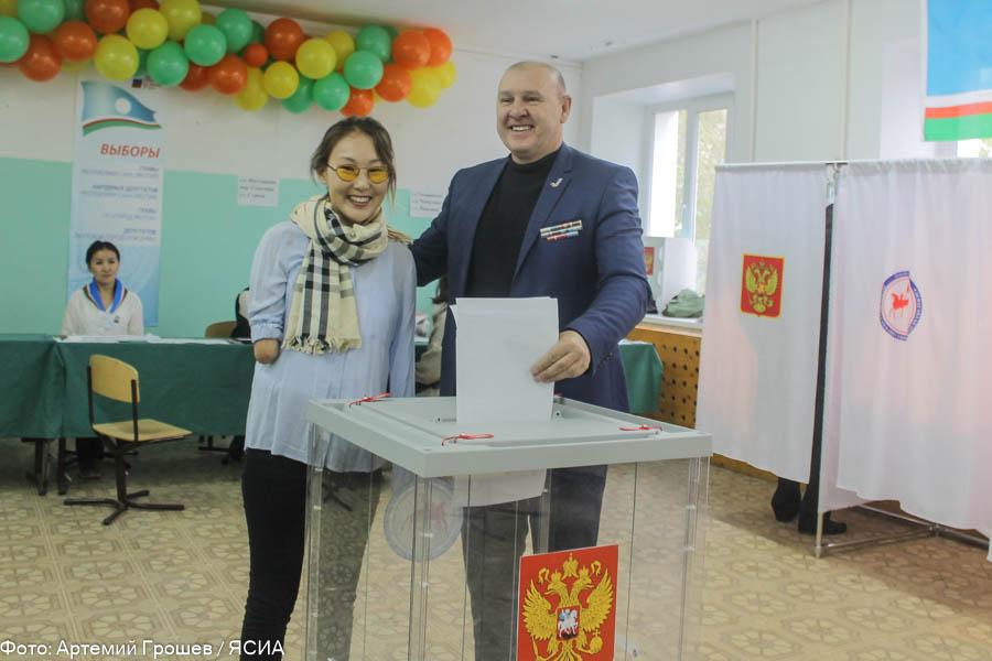 Валерий Лютый и Анастасия Диодорова: мы выбираем команду, которая поведет Якутию вперед
