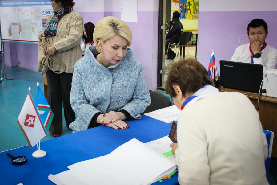 Ольга Балабкина рассказала о значимости Единого дня голосования