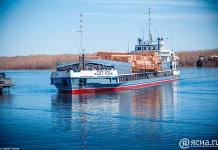 Навигация-2018: отгружено более 96% грузов