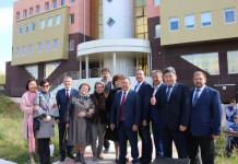 В Мирнинском политехническом институте отметили 1 сентября