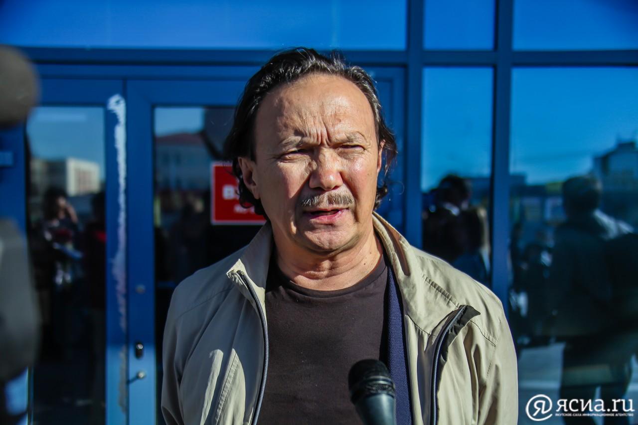 Андрей Борисов призывает якутян сделать свой выбор
