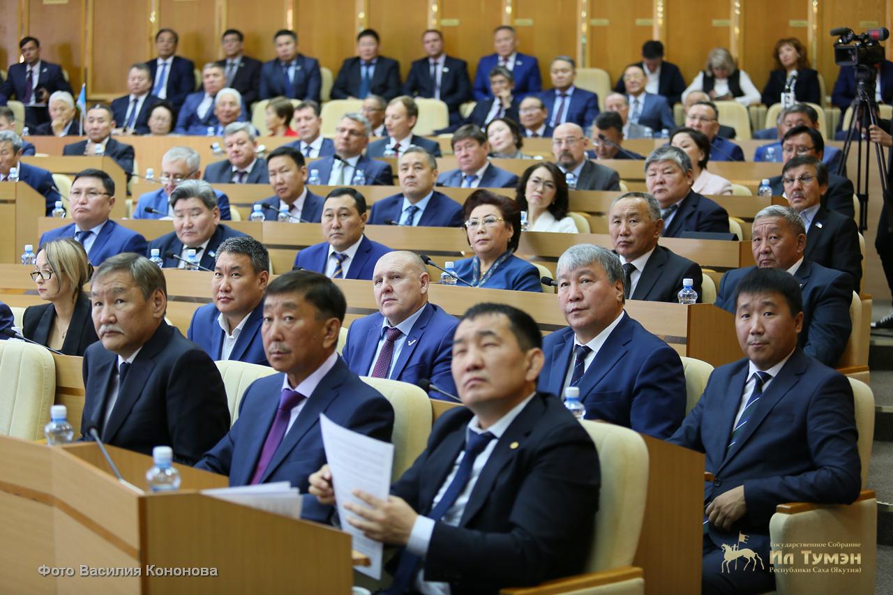 В Якутии приняли закон о детях войны