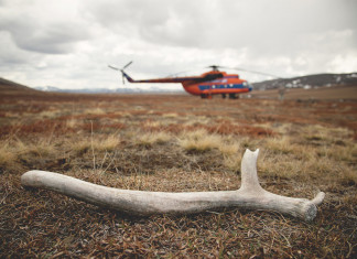К поиску пропавшей геологической группы в Булунском районе привлечен вертолёт