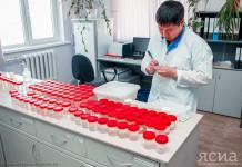 Лаборатория, стоящая на страже экологии Якутии