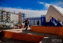 Как обустроены общественные пространства