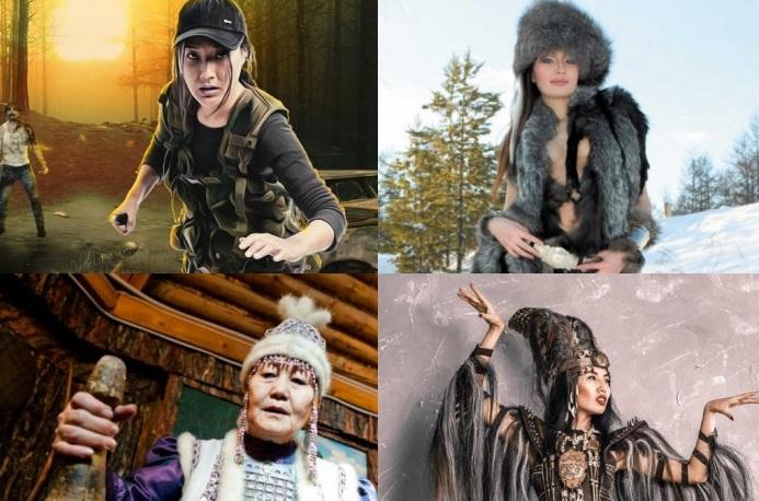 Современные якутские амазонки (ФОТО)